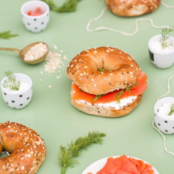Cottage Cheese Lox