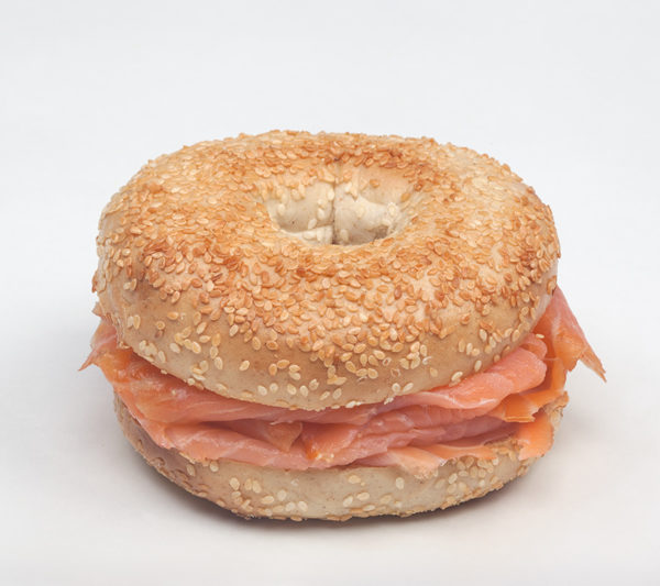 New York Lox Bagel