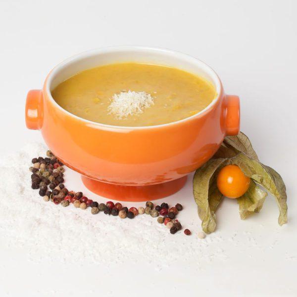 Rüebli-Pastinaken Suppe