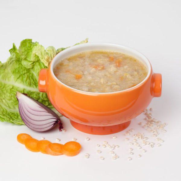 Bündner Barley Soup