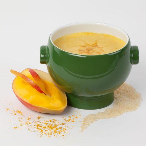 Mango-Rüebli-Ingwer (kalt)